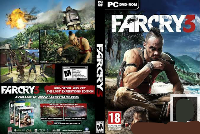 [PC Games] The Far Cry 3 Shooting Games Full Review, Far Cry 3 Shooting Games, Shooting Games,Far Cry 3, game, flagbd.com, flagbd, flag,