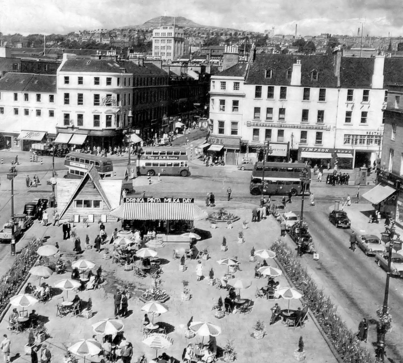 Retro Dundee Dundee Pinta People 1960 S