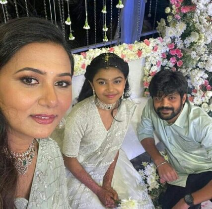 Sukumar Daughter Diamond Set