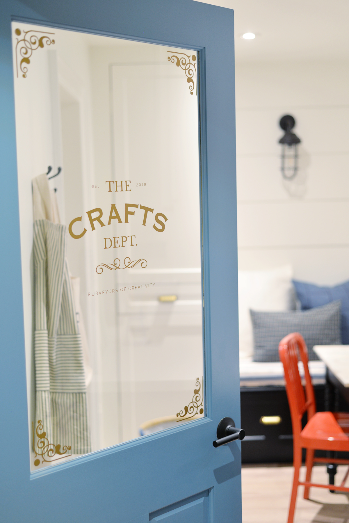 7 Easy Craft Room Organization Ideas Rambling Renovators