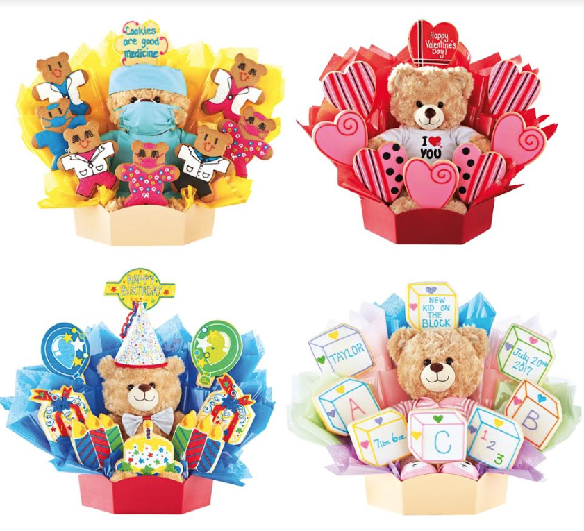 Build A Bear + Cookies By Design Giveaway