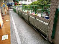 BabyBuild 走廊矮牆安全網