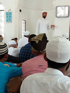 Ramadan Last Friday Namaz Offered Uttar Pradesh