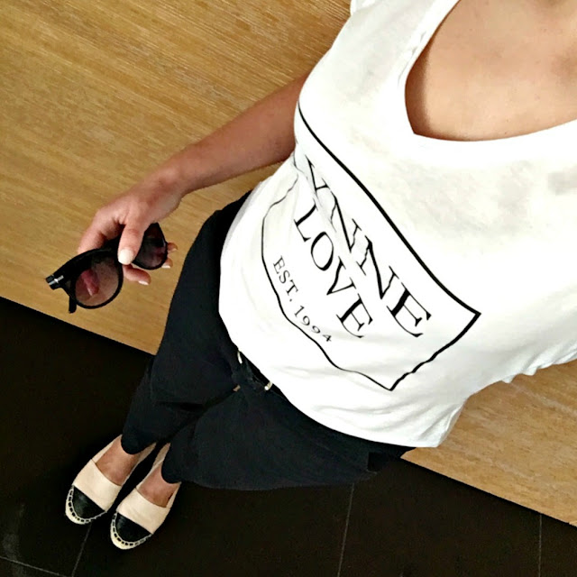 Casual Friday office look - Ioanna's Notebook