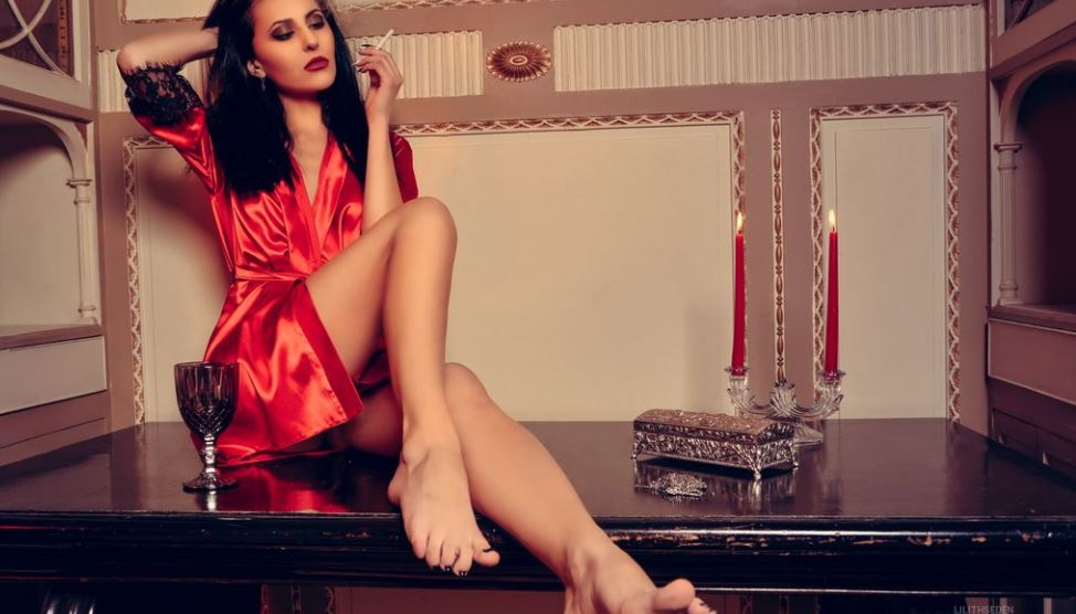 LilithsEden Model GlamourCams