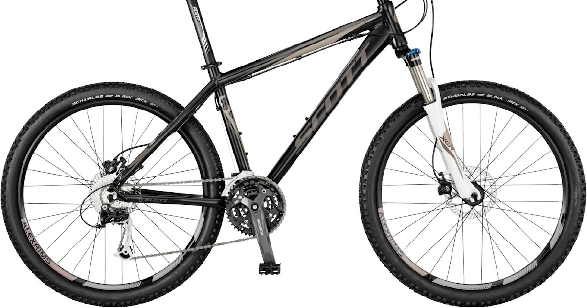 Todo-Bicicletas: Bicicleta Scott Aspect 30