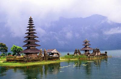 Image result for Danau Beratan Bedugul