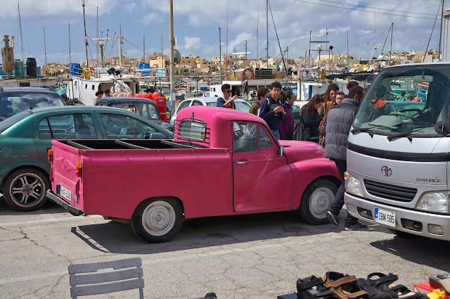 stare samochody na Malcie, gdzie spotkać?
