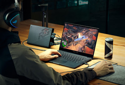 ROG Unveils New Roster of Gaming Laptops in CES 2021