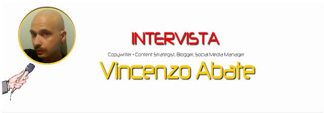 Intervista Vincenzo Abate Keliweb blogger blog blogging