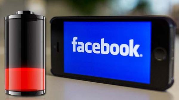 App de Facebook consume 20 % de batería en dispositivos móviles