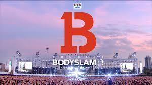 Bodyslam 13 B