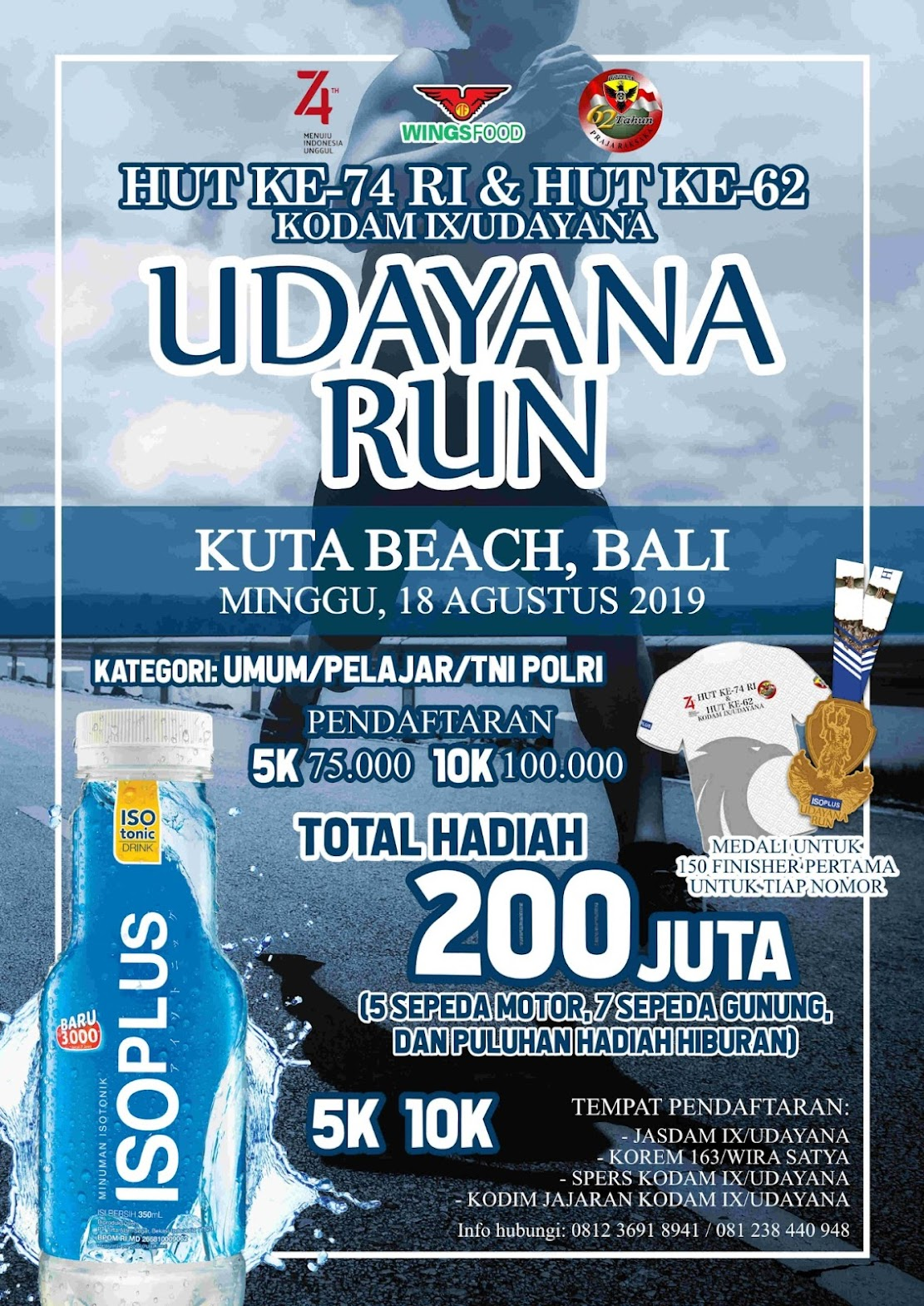 Udayana Run • 2019