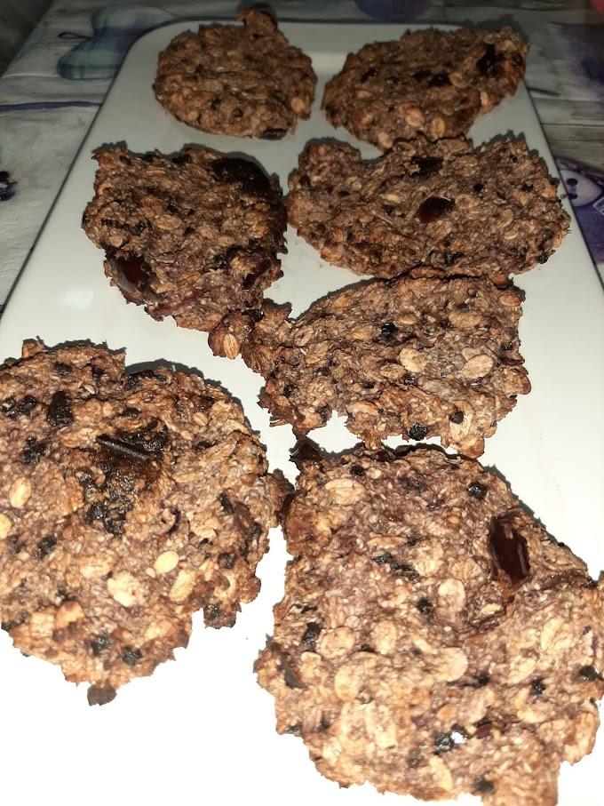 Oat Chia Cookies - Ovas Chia Kolačići
