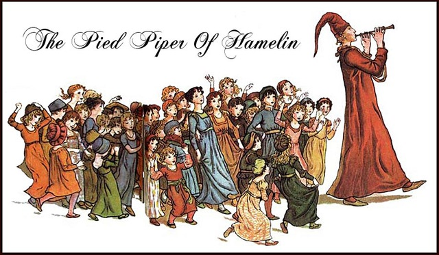 Image result for pied piper