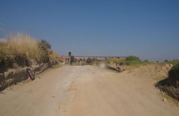 Camino de terracería