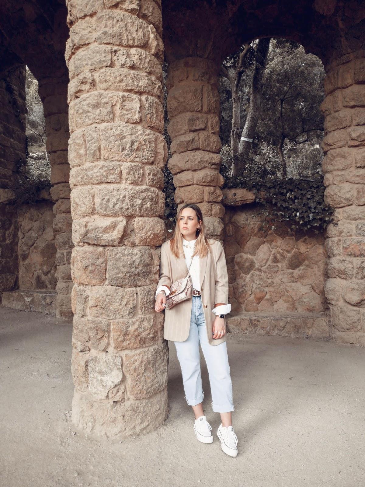 Parque Güell, Barcelona