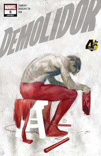 Demolidor #05 - Véio Shinobi