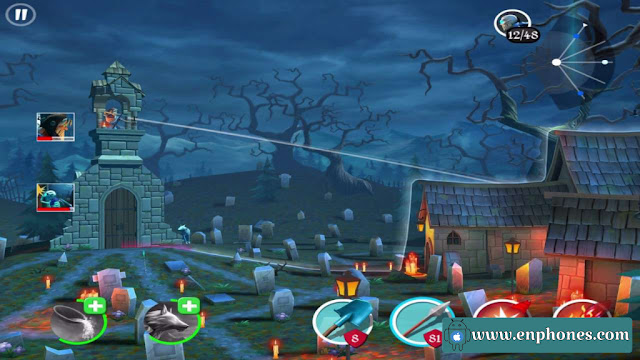 Download Tiny Archers mod apk - direct link