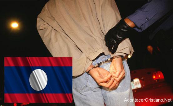 Cristiano arrestado por evangelizar en Laos