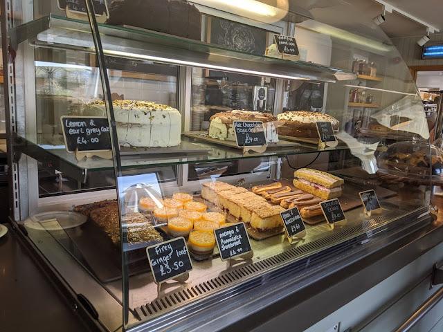 Wynyard Hall Gardens,  Woodland Walk & Superworm Trail - cafe and cakes