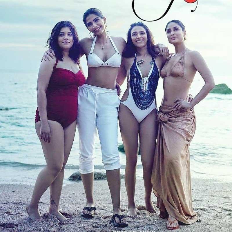 swara bhaskar bikini