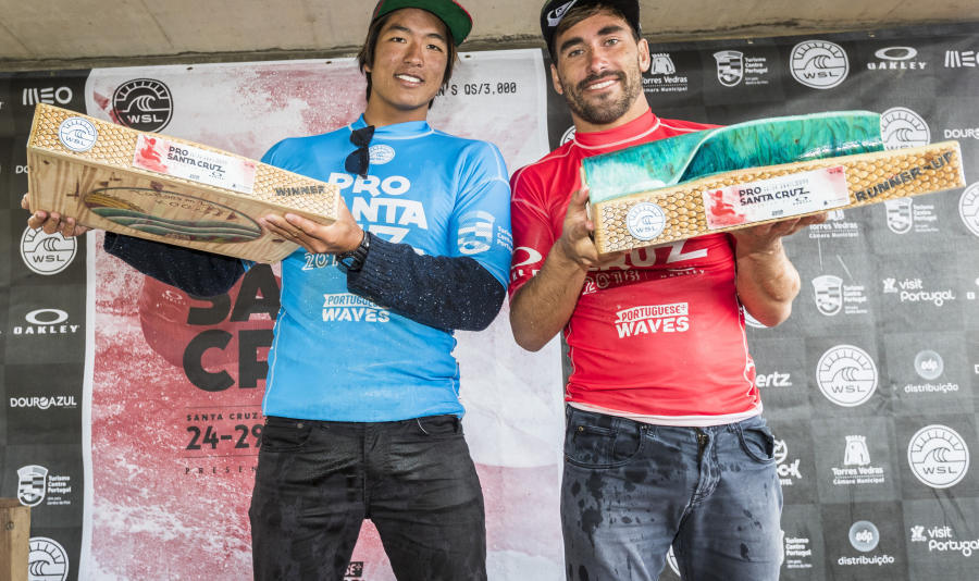 Pro Santa Cruz 2018 Highlights Kanoa Igarashi Crowned on Epic Finals Day