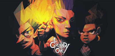 The Greedy Cave 2: Time Gate Apk + Mod + Data for Android Offline