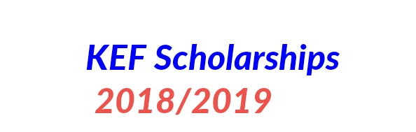 Scholarships for class 8 form 1&2