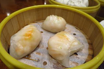 Xin Cuisine, har gow
