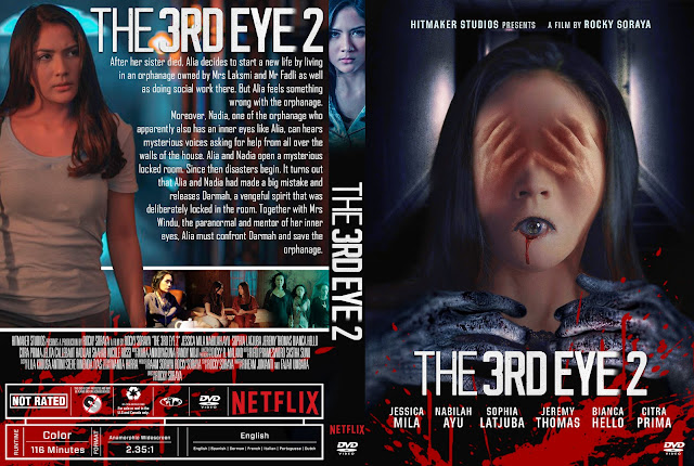 The 3rd Eye DVD Cover
