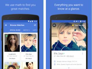Buscar pareja en OKCupid