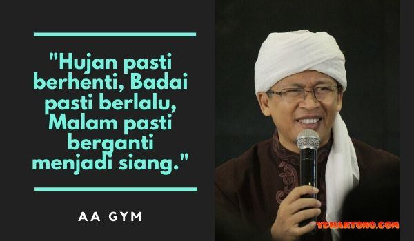 Kata bijak aa gym