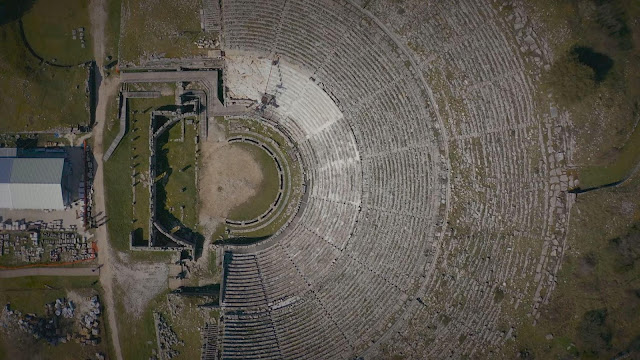 Unearthing the little-known ancient theatres of Greece's Epirus region