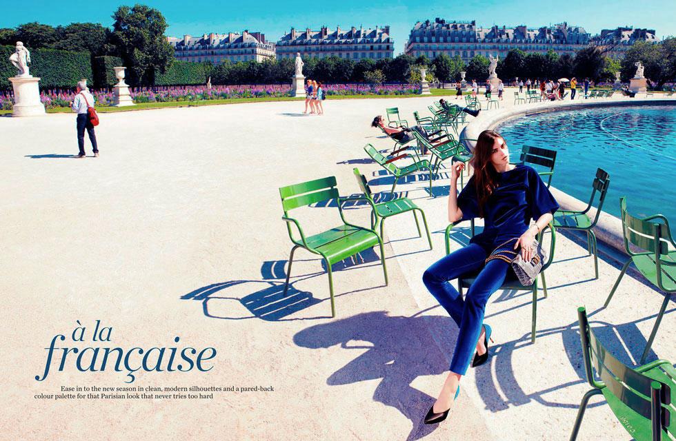 Troyt Coburn - Photography - A La Francaise