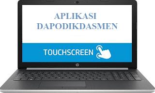 Aplikasi Dapodik Versi 2019.B (Instal Pembaruan Online)