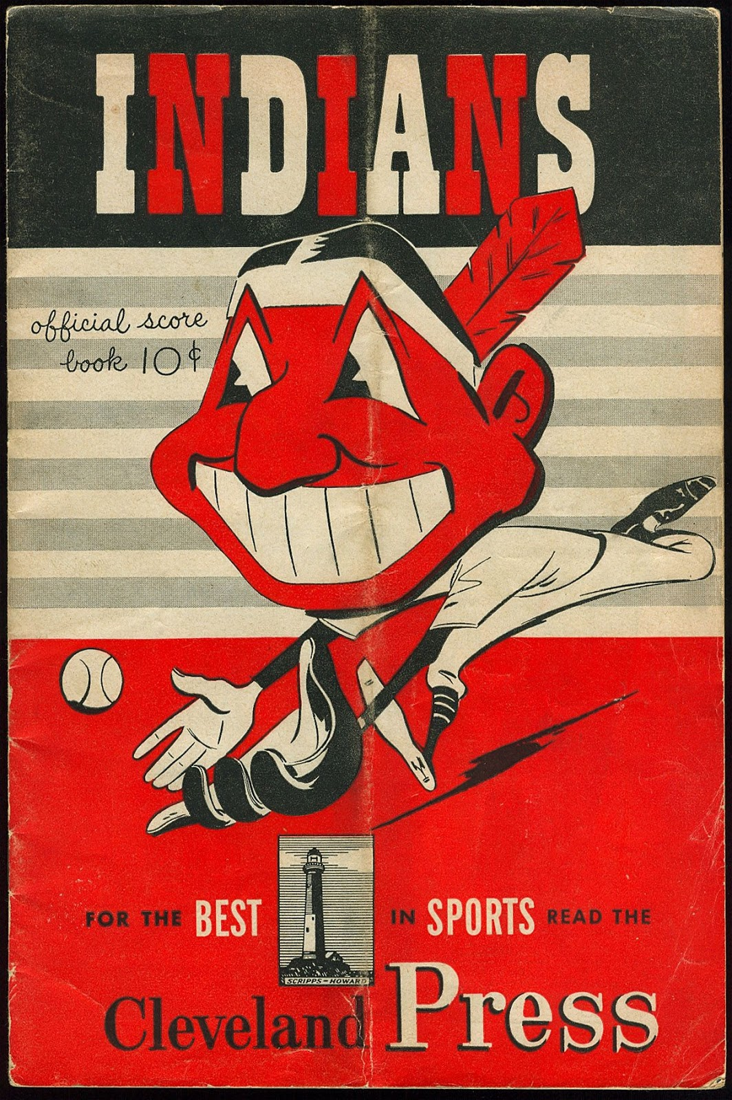 898d99809bd It was also on the sleeve of Satchel Paige when he finally got that shot at  the Bigs. The original Indian-head design would start evolving the  following ...