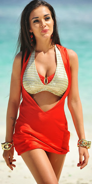 Amy Jackson Tamil & Telugu Actress