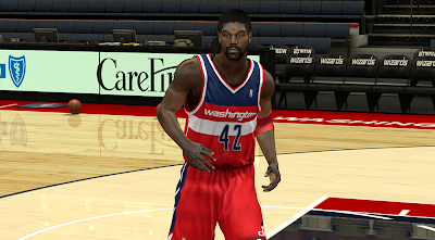 Nene Dreadlocks Hair NBA2K