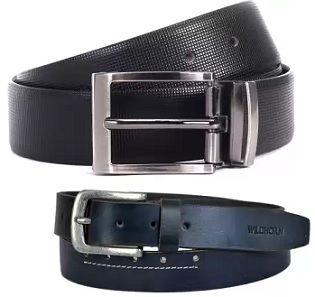 WildHorn Genuine Leather Belts