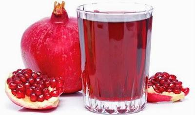 Suco de Romã - Antioxidante e Afrodisíaco Natural