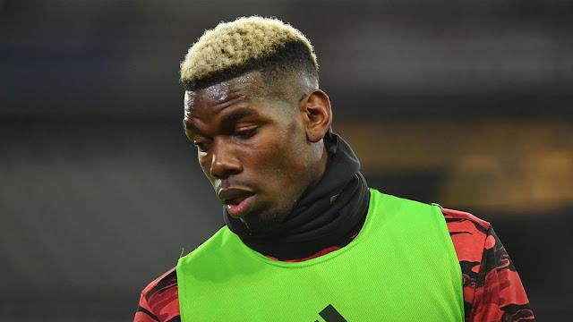 """ Waktu Pogba di Manchester United Sudah TAMAT "" - Mino Riola."