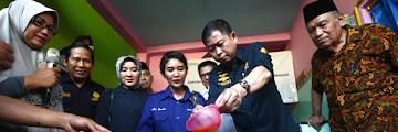 Menteri ESDM Resmikan Jargas di Kota Tarakan