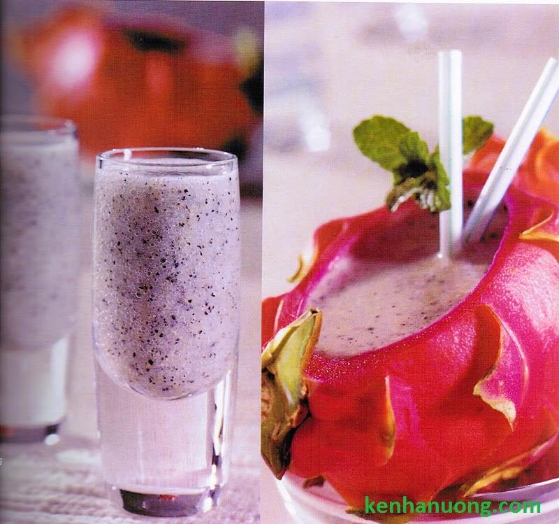 Nước thăng long ướp lạnh, yaourt sữa thăng long