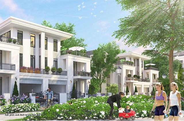 Dự án Sunshine Wonderland Villa: chung cư biệt thự liền kề shophouse Ciputra Tây Hồ