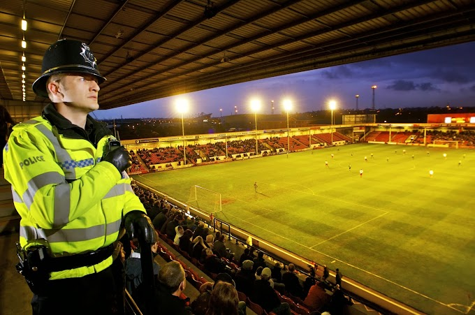 Police Make Four More Arrests Following Clashes Ahead of Blackpool Match