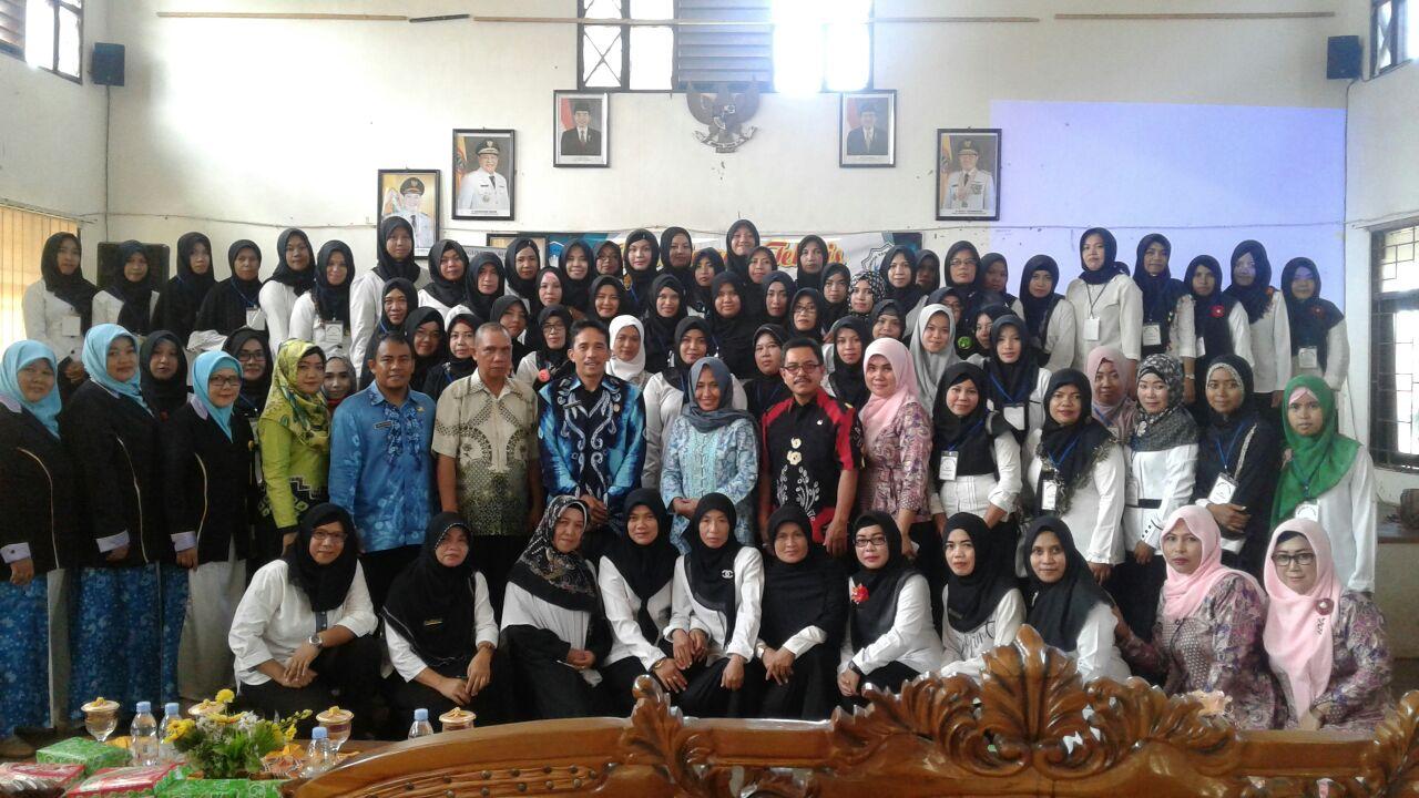 Bimbingan Teknis Kurikulum 2013 Untuk Paud 2017 Kabupaten Kotabaru