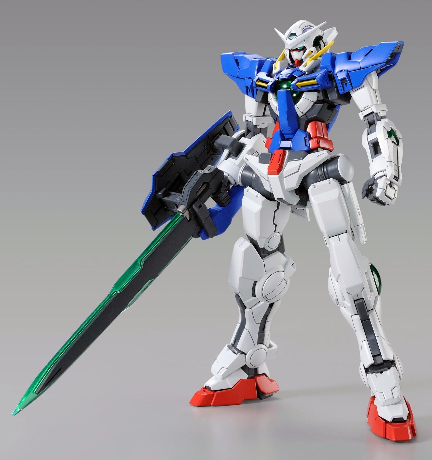 gundam exia model kit - HD1502×1600