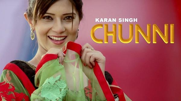CHUNNI Karan Singh Latest Punjabi Song 2017 Manni Gobindpuriya Music Karanveer Singh Rajput