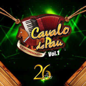 CD CD Cavalo de Pau 26 Anos Vol 1 – Cavalo De Pau (2019)